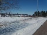 Sommarland i Leksand! Med snö!