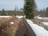 För den som gillar grova grusvägar så finns flera runt Rättvik.